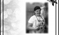 Ostatnie pożegnanie śp. Wioletty Trawnik, Sołtys wsi Pietrzyków