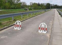 Konserwacja infrastruktury ścieżki przy zbiorniku Murowaniec.
